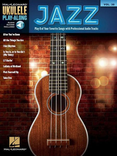 Hal Leonard Ukulele Play-Along Jazz