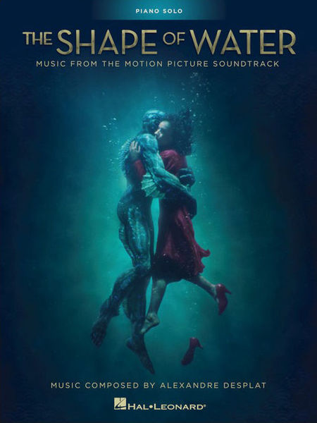 Hal Leonard The Shape Of Water