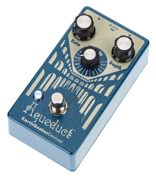 EarthQuaker Devices Aqueduct - Vibrato