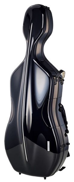 Gewa Air Cello Case BK/BL Fiedler