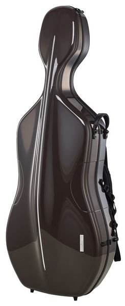 Gewa Air Cello Case BR/BK Fiedler