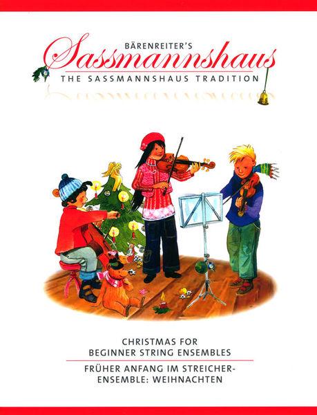 Bärenreiter Sassmannshaus Christmas String