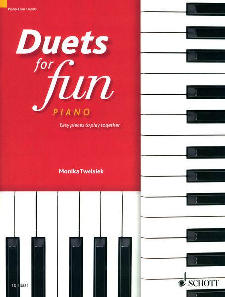 Schott Duets for Fun Piano