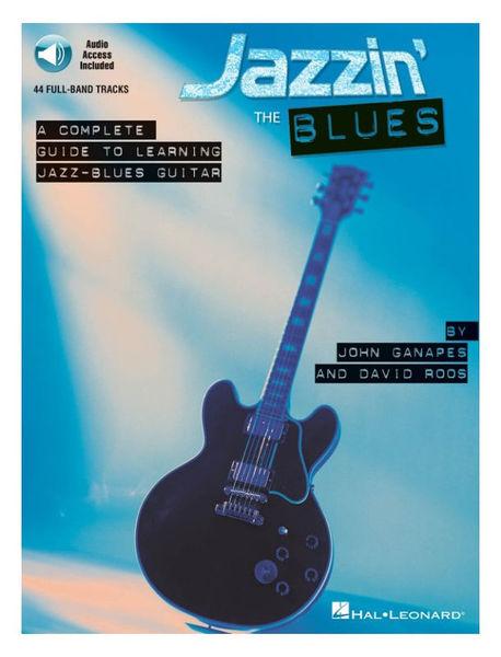 Hal Leonard Jazzin' The Blues - A Complete