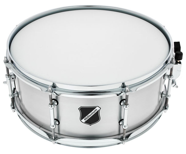 """14""""x5,5"""" Aluminator Snare Millenium"""