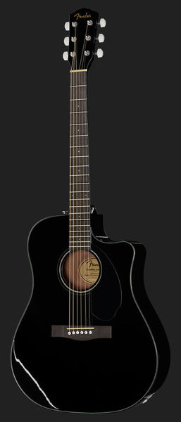 CD-60SCE Blk WN Fender