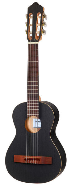 Thomann Baritone Guitarlele Black Oak