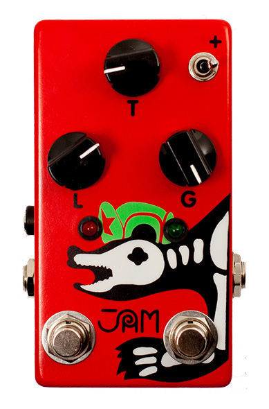 Red Muck mk.2 Fuzz/Distortion Jam Pedals