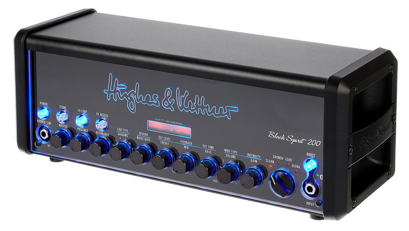 Hughes&Kettner Black Spirit 200 Head