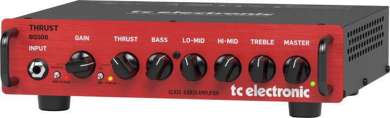 BQ500 Bass Head tc electronic