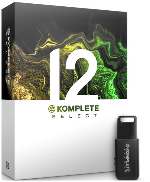 Komplete 12 Select Native Instruments