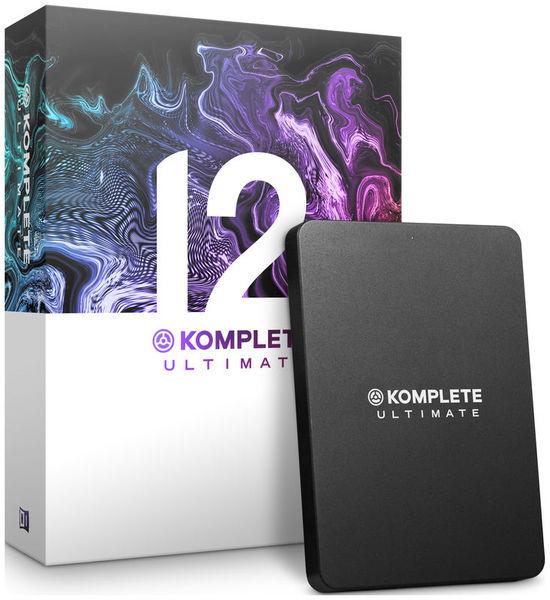 Komplete 12 Ultimate Native Instruments
