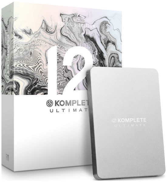 Komplete 12 Ultimate Coll. Ed. Native Instruments