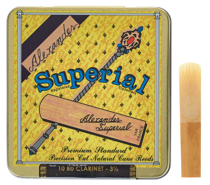 Alexander Reeds Superial Clarinet 3,5