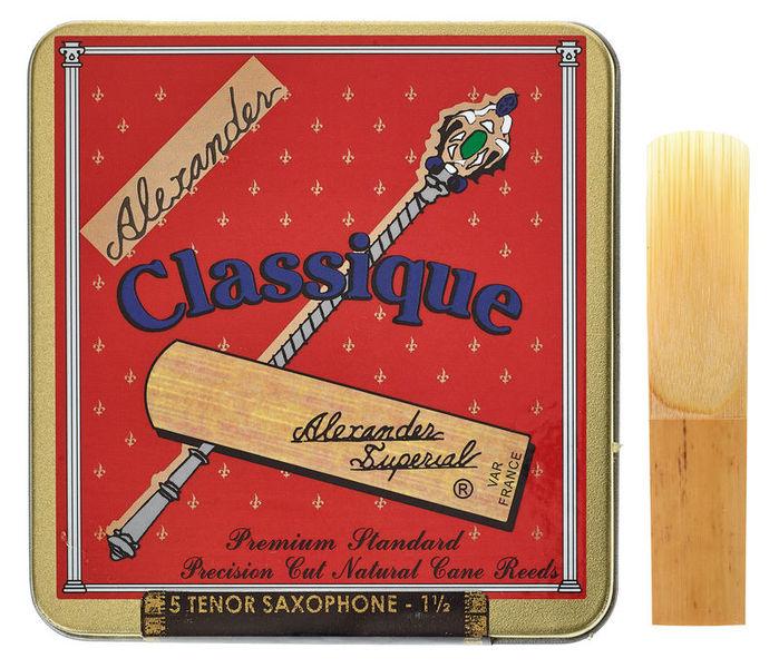 Alexander Reeds Classique Tenor Saxophone 1,5