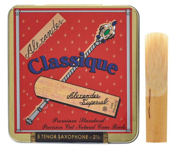 Alexander Reeds Classique Tenor Saxophone 2,5