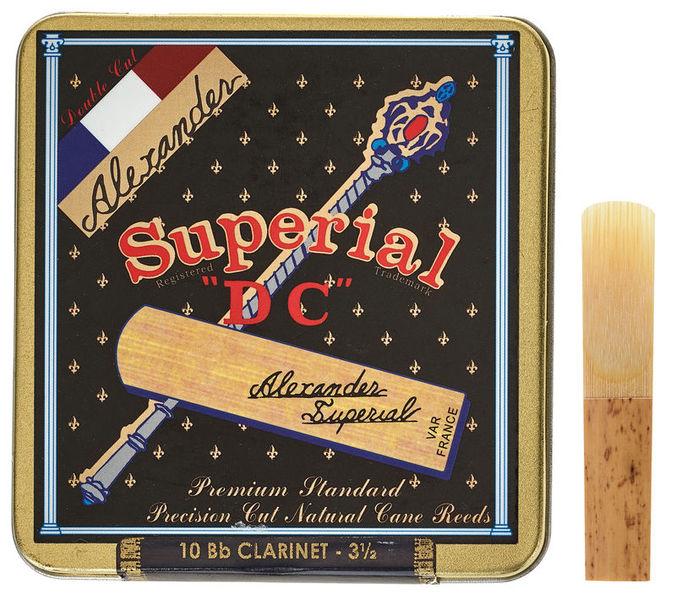 Alexander Reeds DC Clarinet 3,5