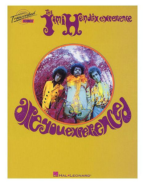Hal Leonard J.Hendrix: Are You Exp. Band