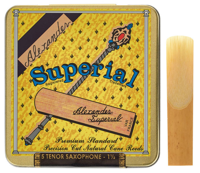 Alexander Reeds Superial Tenor Saxophone 1,5
