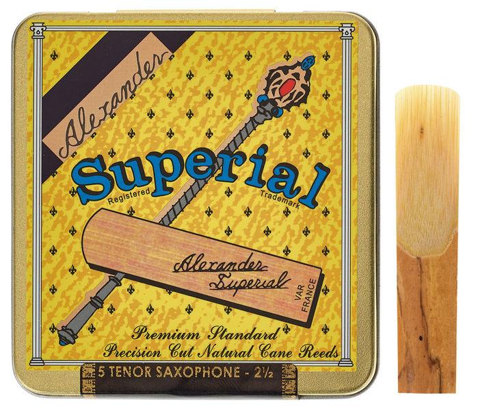 Alexander Reeds Superial Tenor Saxophone 2,5