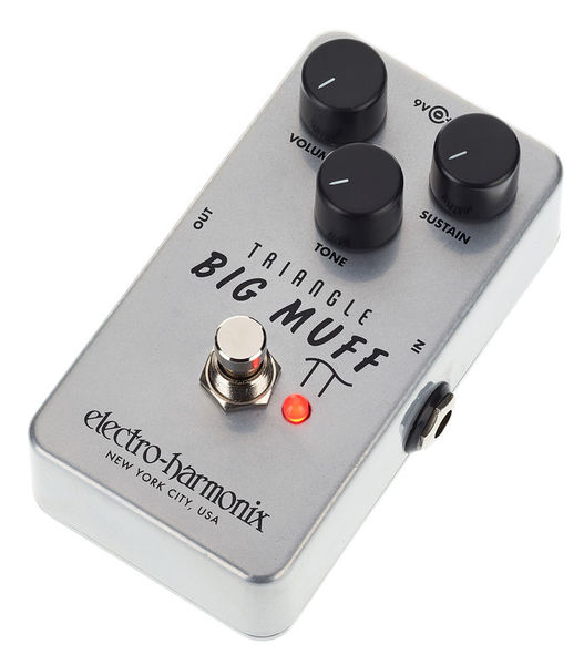 Electro Harmonix Triangle Big Muff Fuzz