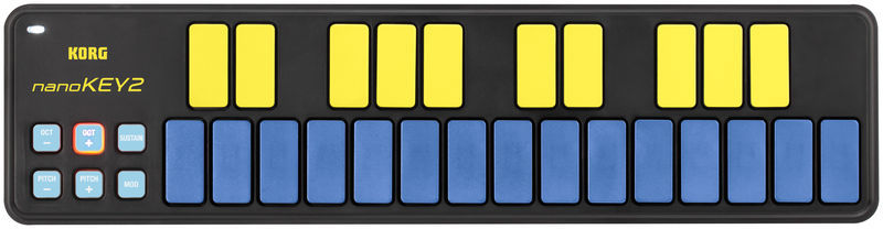 nanoKEY 2 Limited Blue Korg