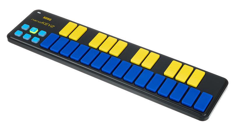 Korg nanoKEY 2 Limited Blue