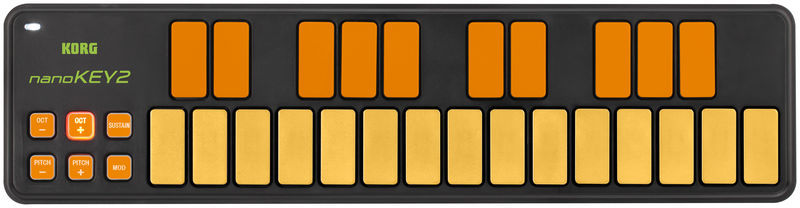 nanoKEY 2 Limited Orange Korg