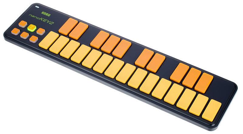 Korg nanoKEY 2 Limited Orange