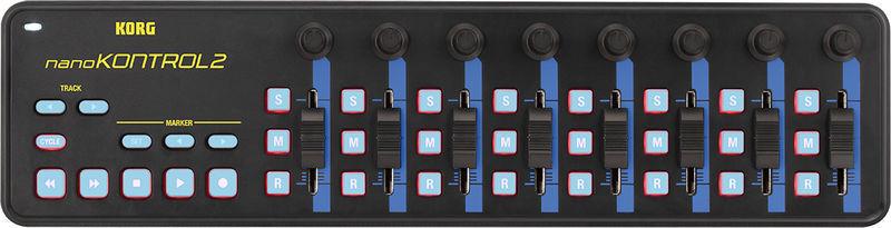 nanoKONTROL 2 Limited Blue Korg