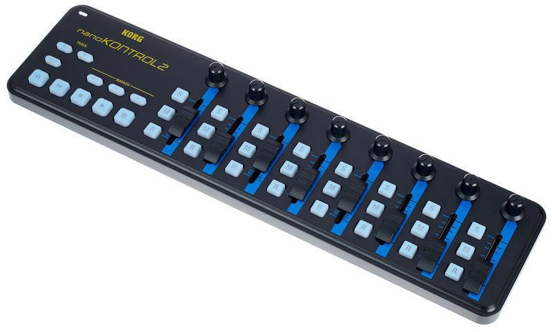 Korg nanoKONTROL 2 Limited Blue