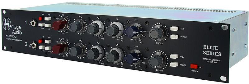 HA73EQx2 Elite Heritage Audio
