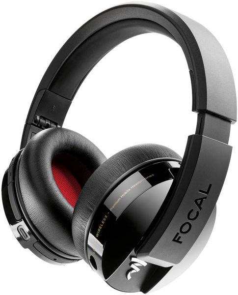Listen Wireless Black Focal