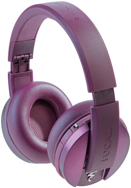Focal Listen Wireless Purple