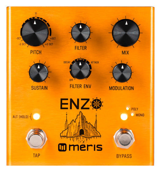 Enzo Multi-Voice Synthesizer Meris