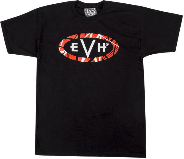 Evh T-Shirt Evh Logo L