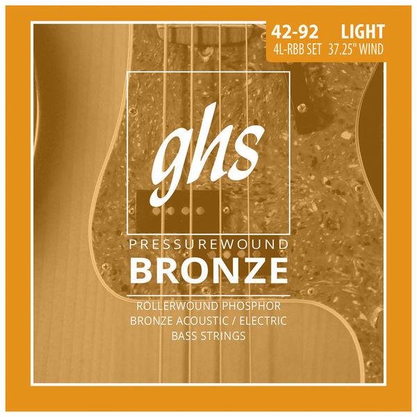 Pressurewound Bronze 042-092 GHS