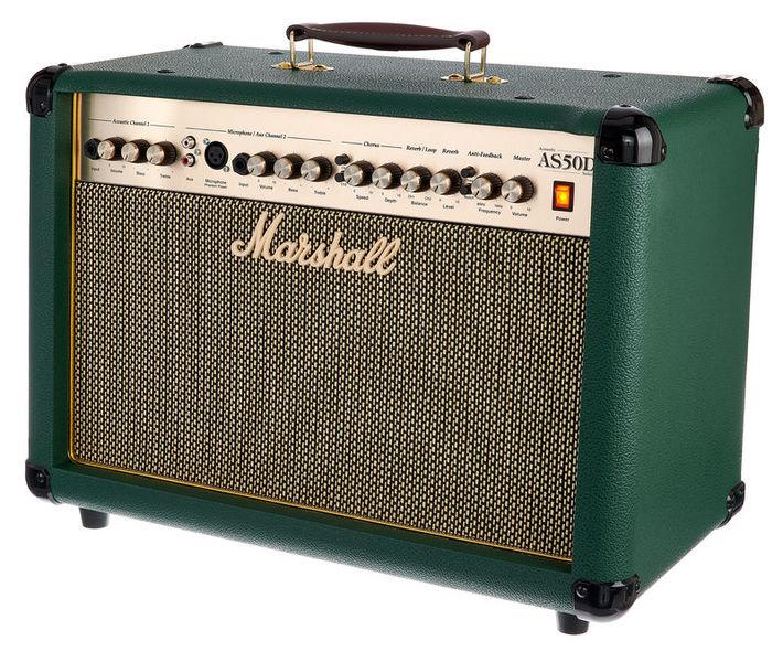 AS50DG Marshall
