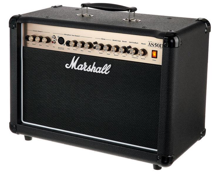 AS50DB Marshall