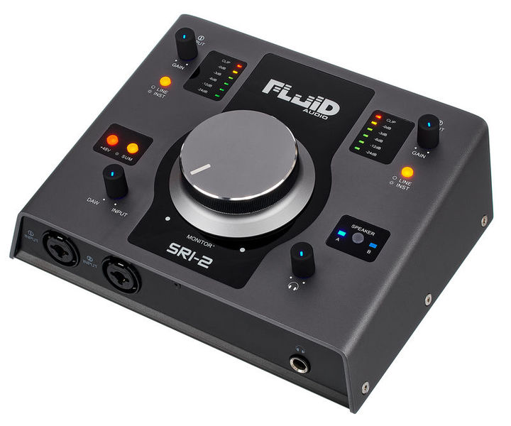 SRI-2 Fluid Audio