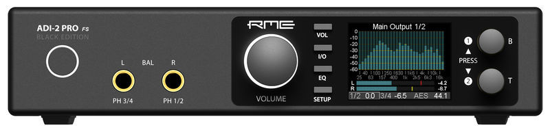 ADI-2 Pro FS Black Edition RME