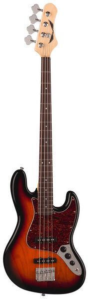 Dean Guitars Juggernaut RW 3 Tone Sunburst