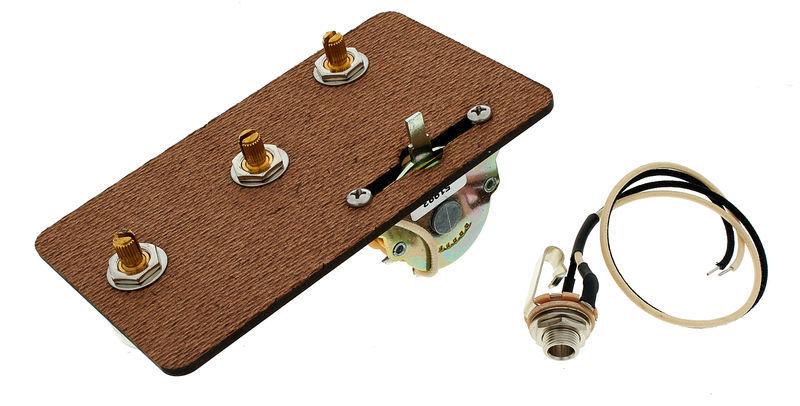 Emerson Custom ST 5-Way 500K Prewired Kit
