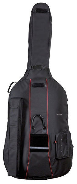Gewa Prestige Rolly Bass Bag 4/4