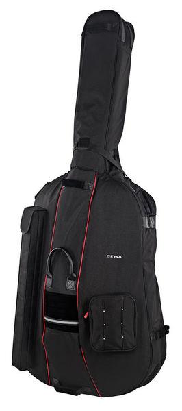 Gewa Prestige Rolly Bass Bag 3/4