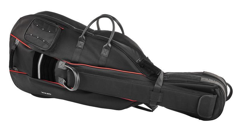 Gewa Prestige Rolly Cello Bag 4/4