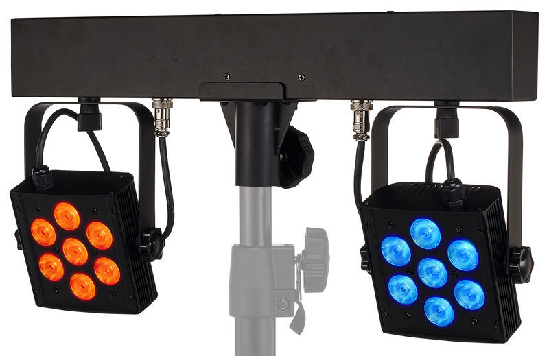 Stairville CLB5 2P RGB WW Compact LED Bar