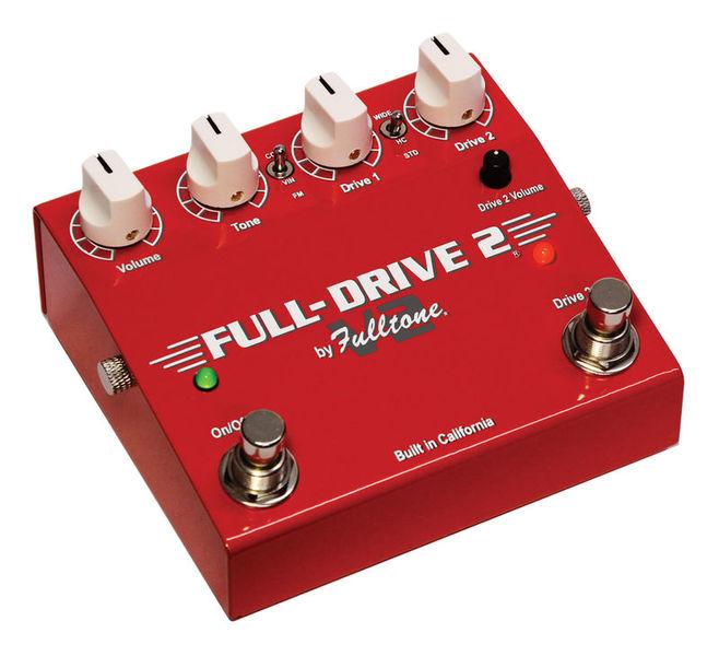 Full-Drive 2 V2 Overdrive Fulltone