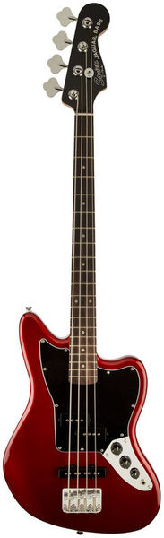 SQ Jaguar Special Bass CAR Fender