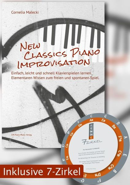 CM Piano Music Verlag New Classics Piano